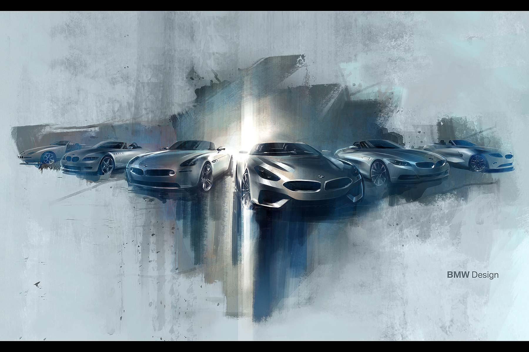 New 2019 BMW Z4