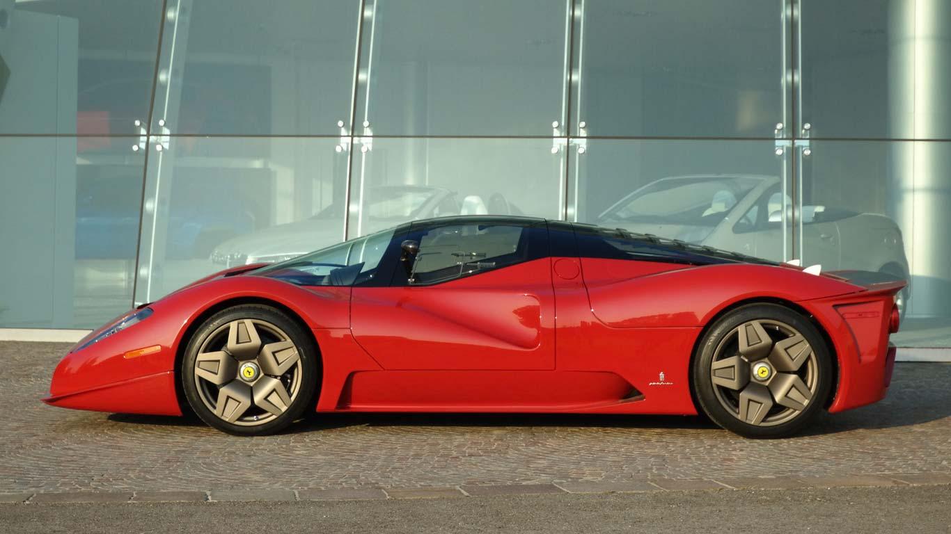 Ferrari P4/5 by Pininfarina