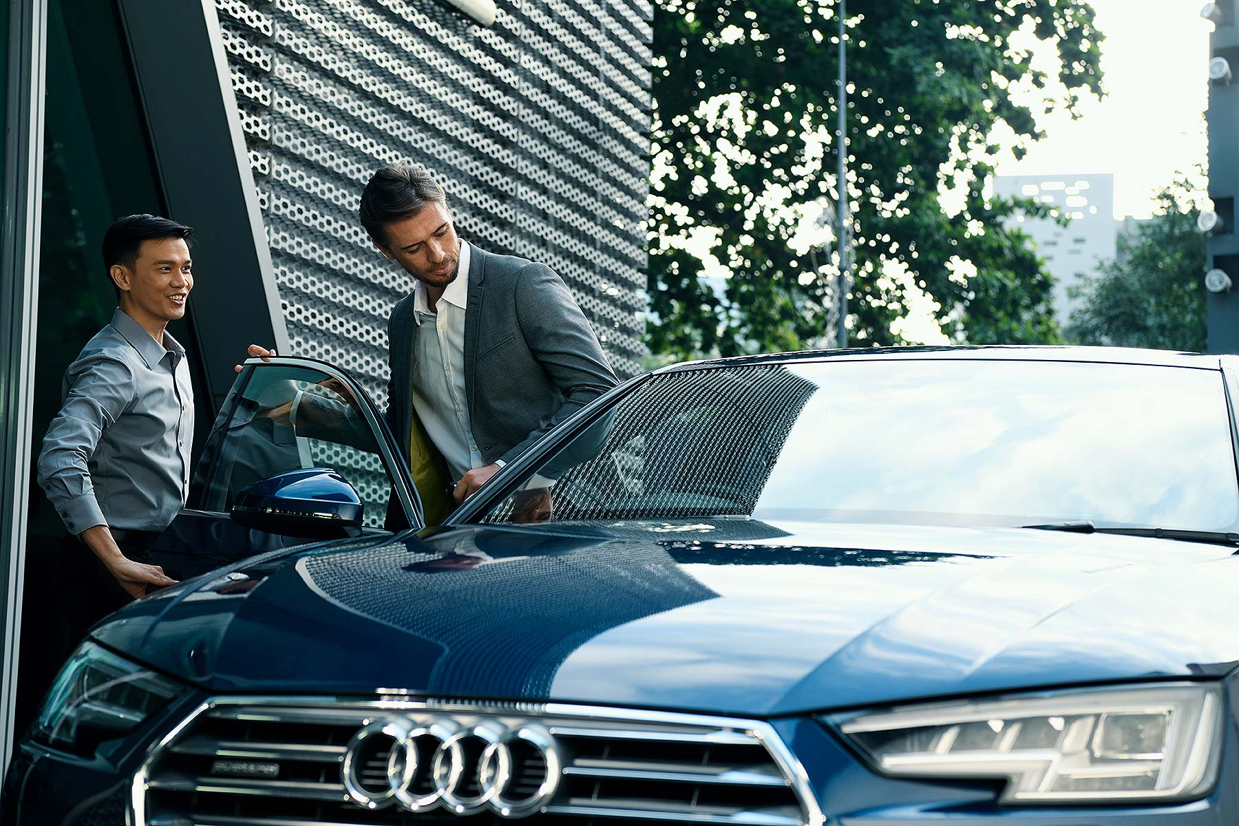 Audi On Demand Hire A New Car From One Hour To Days - Audi uk