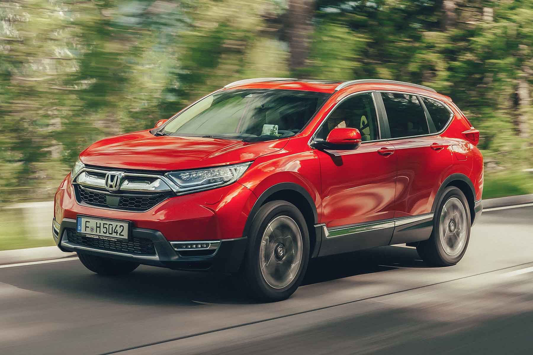 New Honda Cr V Prices From 25 995 Or 279 A Month Motoring Research