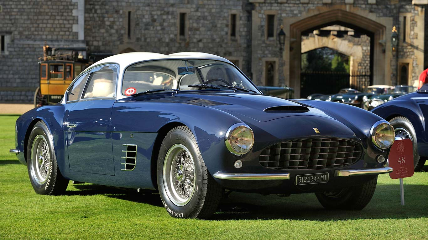 Ferrari 250 GT Berlinetta by Zagato