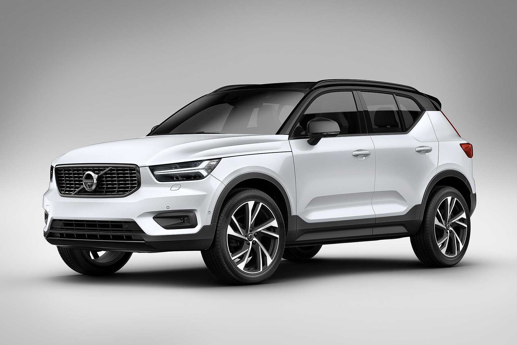 volvo xc40 prices now from 27 610 with launch of new three cylinder t3 petrol motoring research. Black Bedroom Furniture Sets. Home Design Ideas