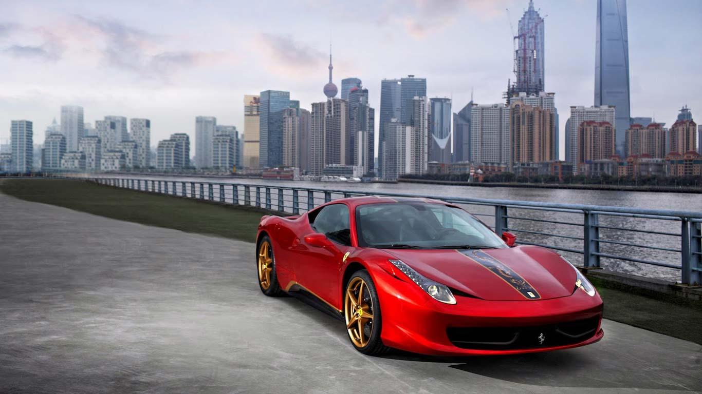 Ferrari 458 Italia 20th Anniversary Special Edition