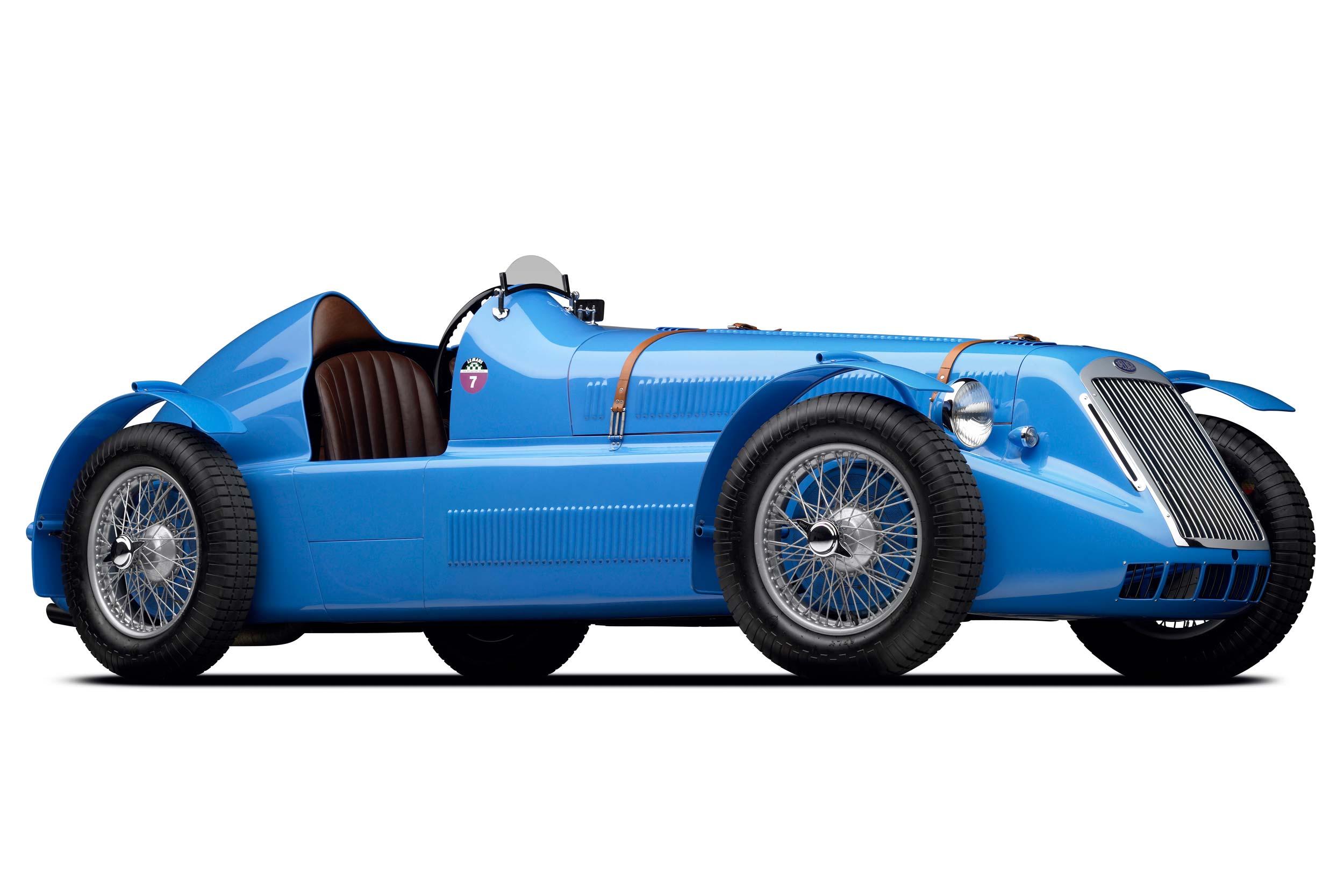 1946 Delage D 6 Grand Prix