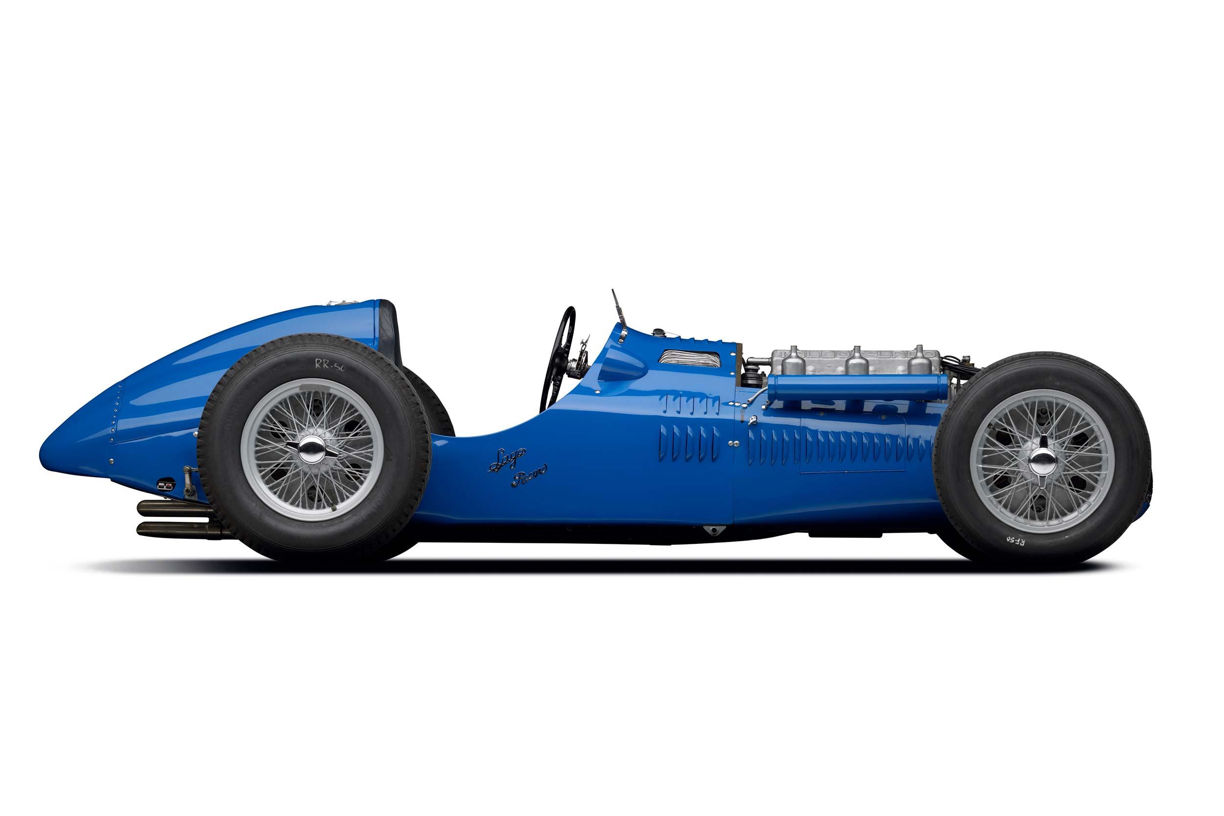 1950 Talbot Lago Grand Prix