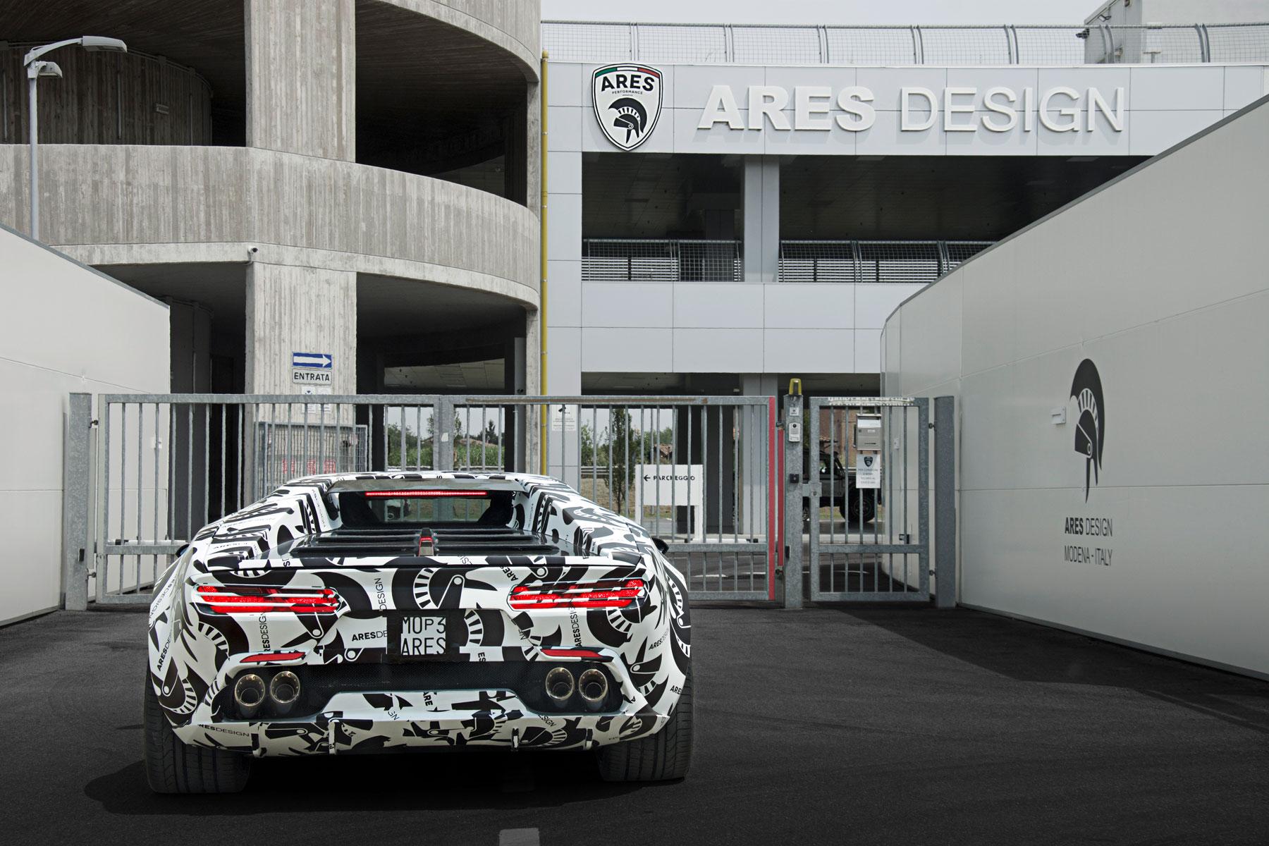 Ares Design HQ