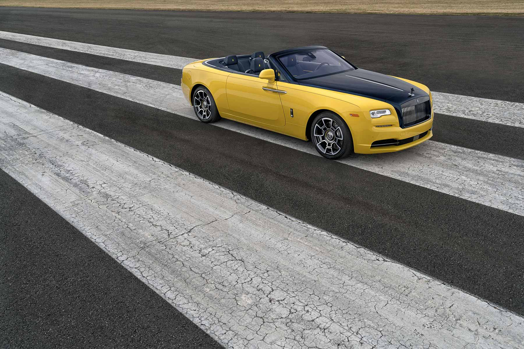 Custom Rolls-Royce for Google Exec Ben Treynor Sloss