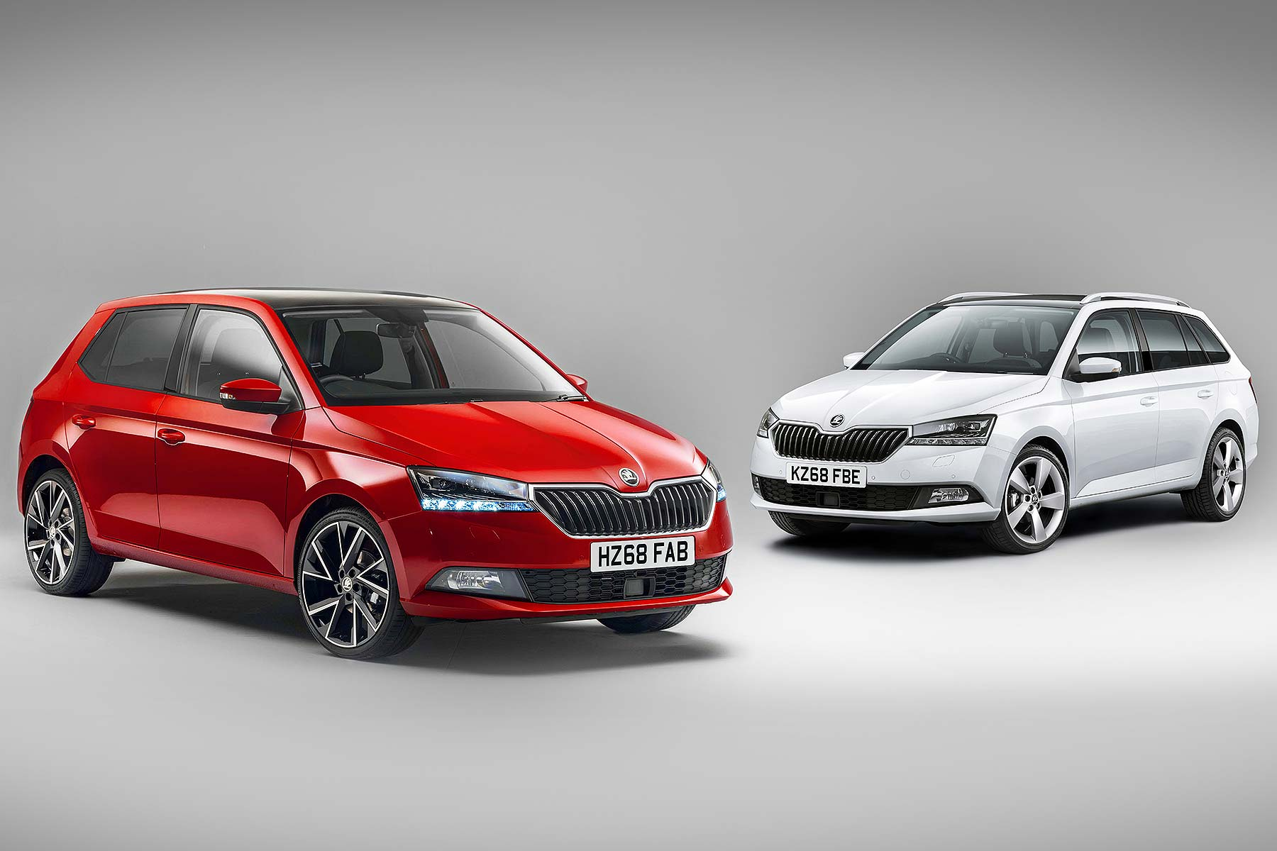 new 2019 skoda fabia prices from 12 840 motoring research. Black Bedroom Furniture Sets. Home Design Ideas