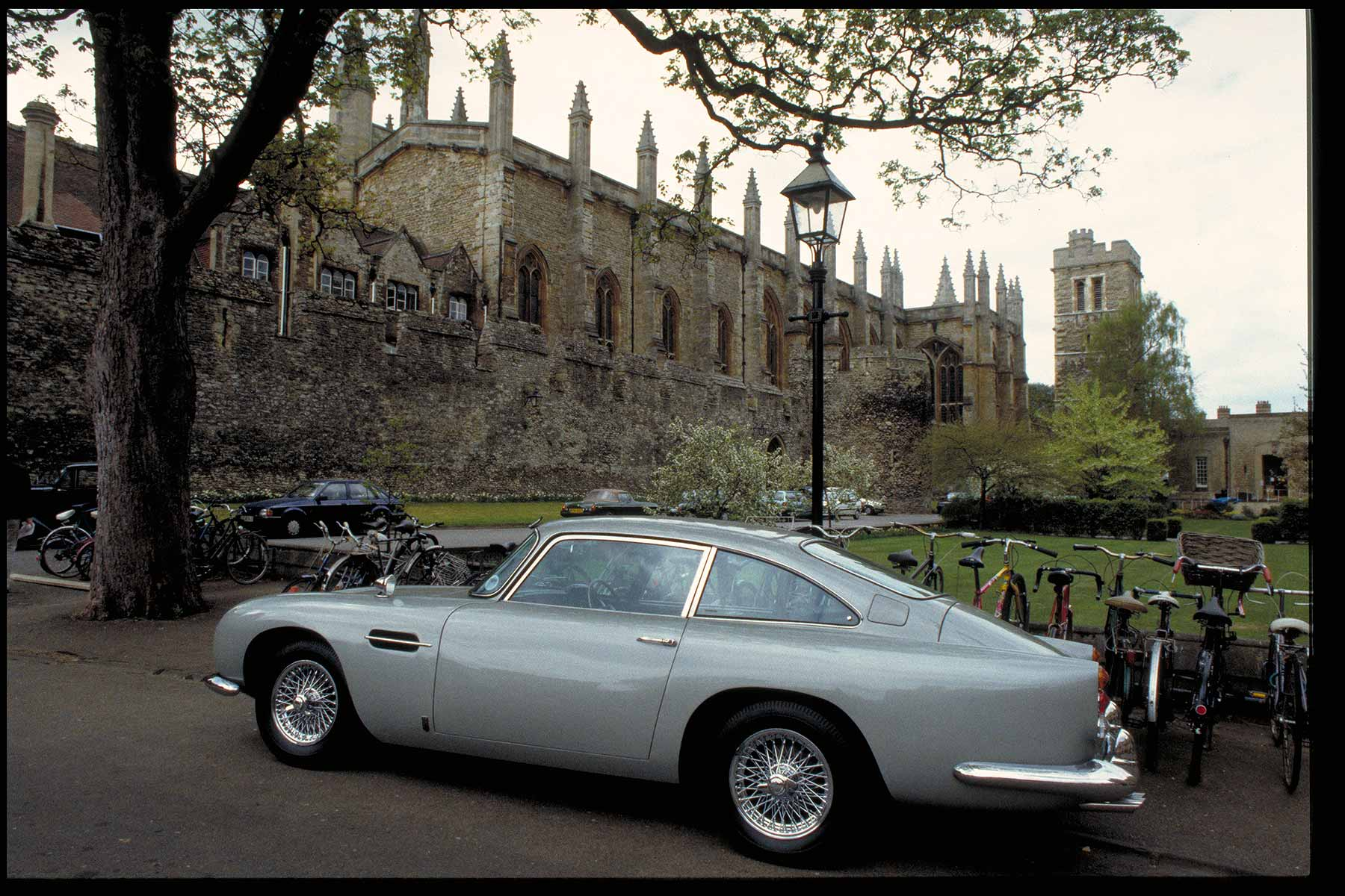 Aston Martin James Bond Goldfinger DB5