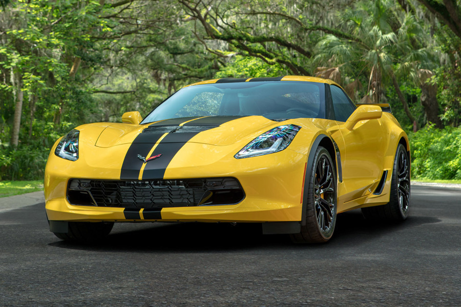 The Hertz 100th Corvette Z06 Is The Best Holiday Hire Car