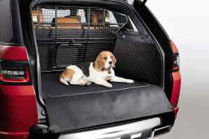 Land Rover Pet Packs