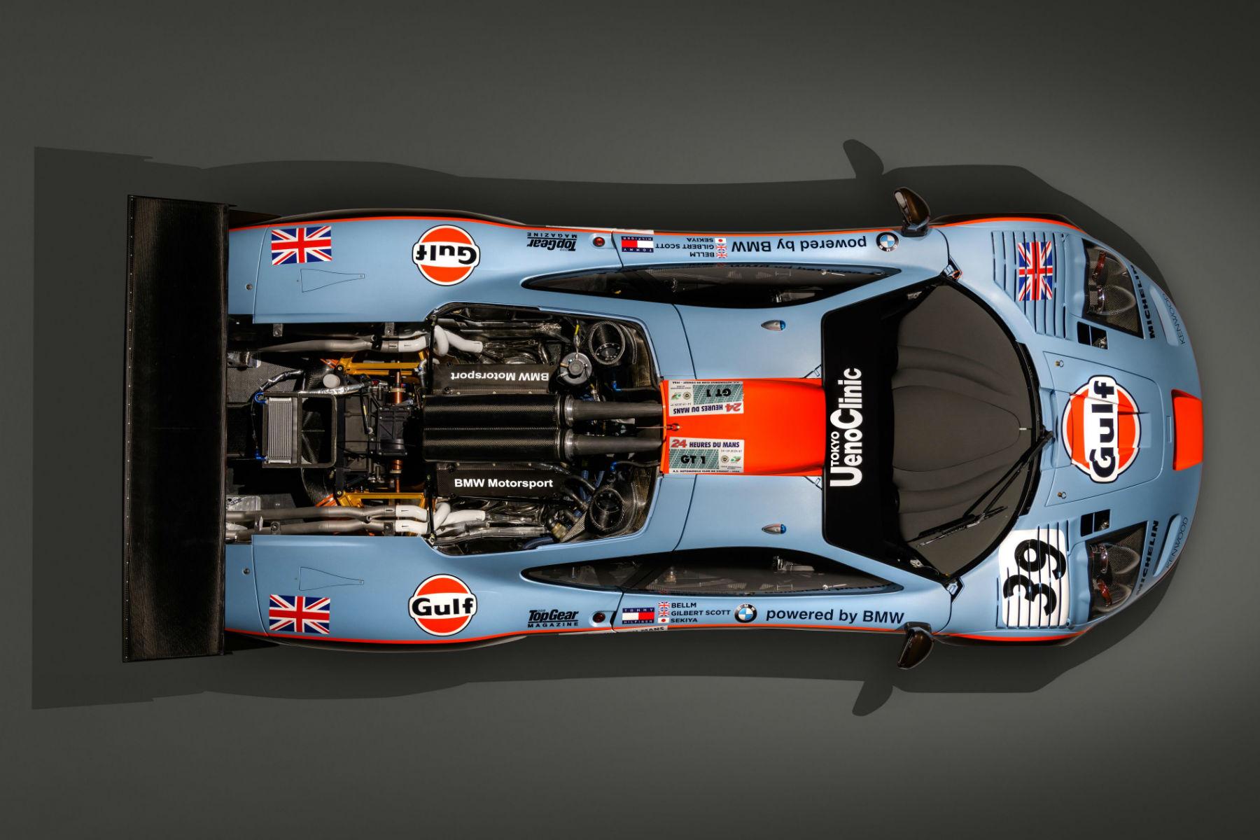 McLaren F1 GTR '25R'