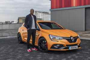 Thierry Henry Renault