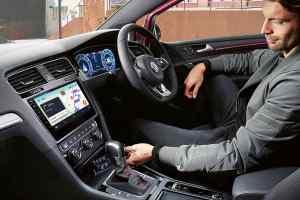 Volkswagen partners with Waze app for GTI Superdrives