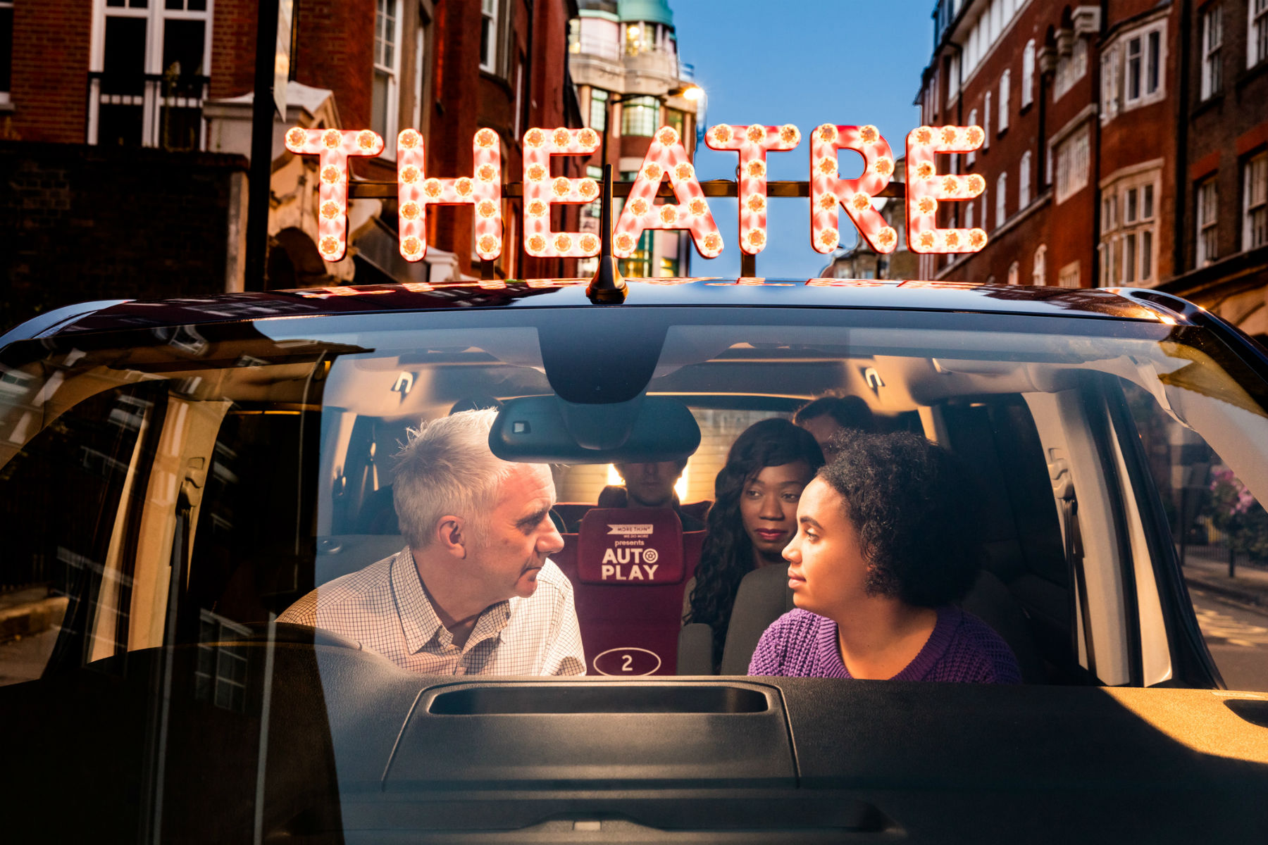 Car theatre