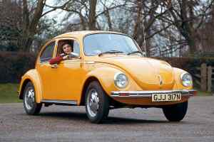 Volksawgen Beetle