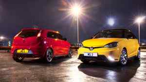 The fastest growing car brands