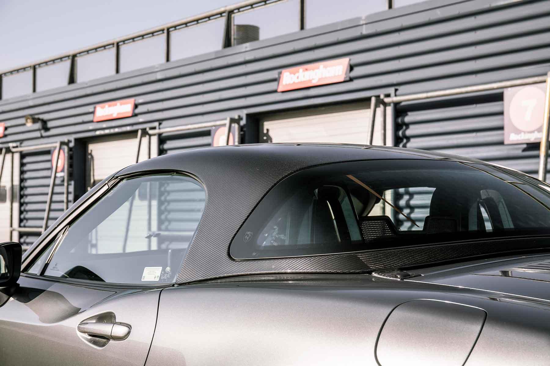 Abarth 124 GT Rockingham