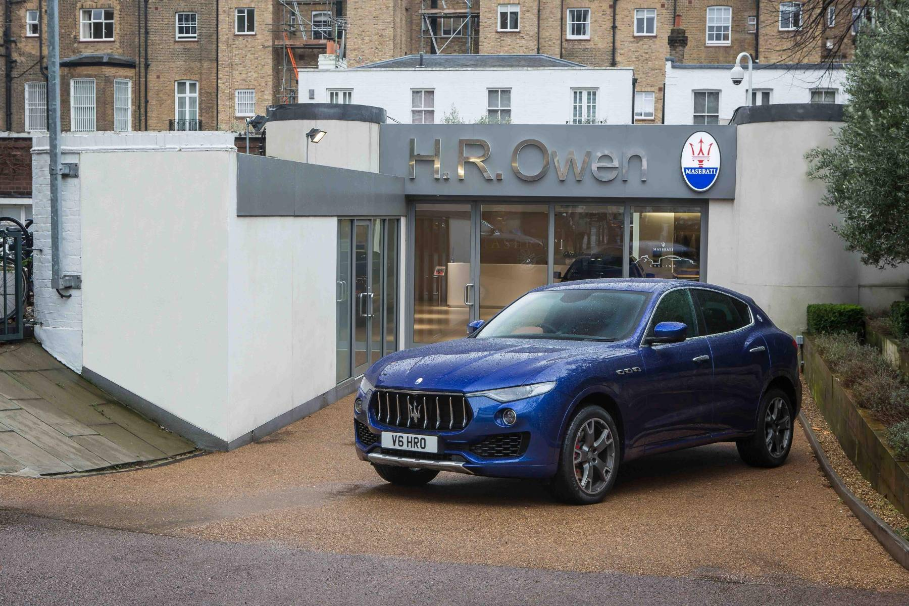 A new Maserati