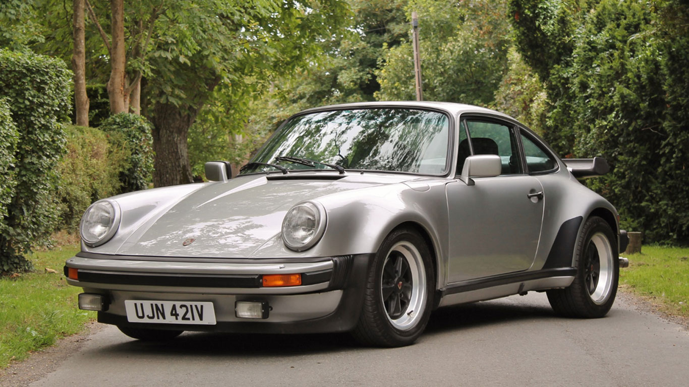 Porsche Spice Rare Ruf Tuned 911s Up For Auction 930 Twin Turbos To Casual Observers The Turbo Is Quintessential 911 Its Yuppie Shoulder Pads And Red Braces Gordon Gekko