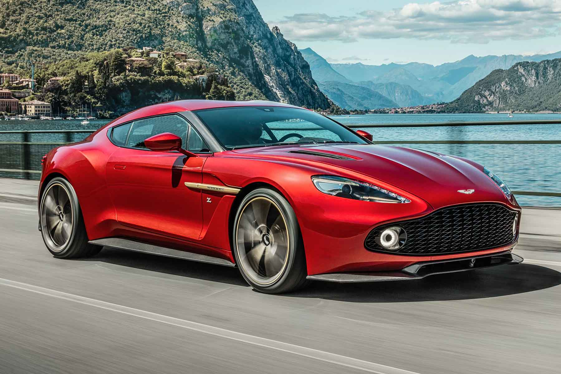 Z Cars The 58 Year History Of Aston Martin And Zagato Motoring Research