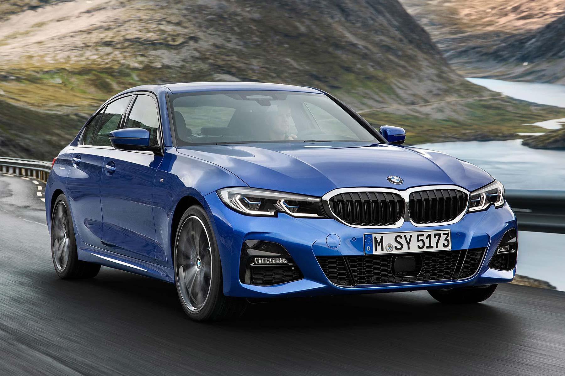 2019 BMW 3 Series G20