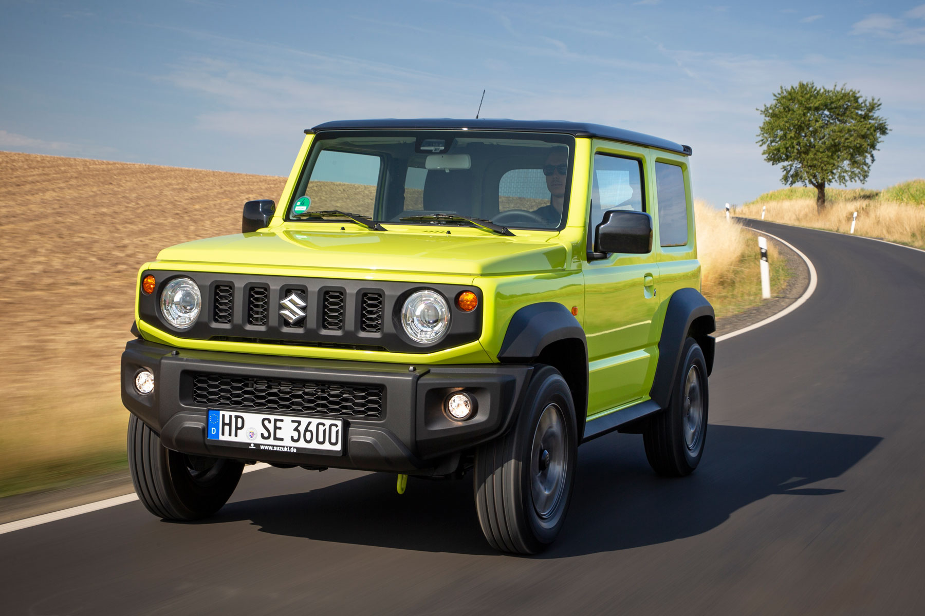 95 2019 suzuki jimny review and they called it puppy love 2019 suzuki jimny uk pricing. Black Bedroom Furniture Sets. Home Design Ideas