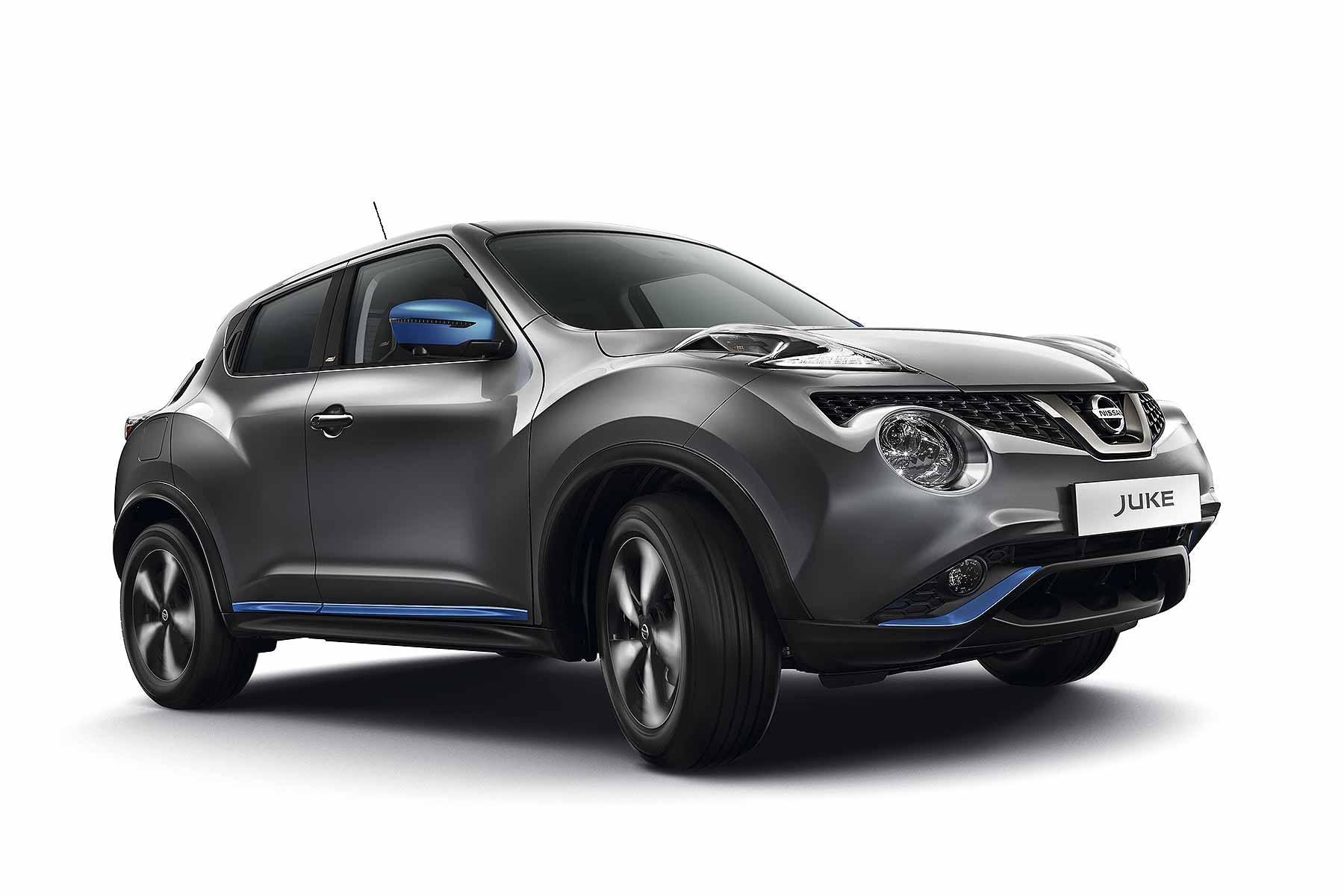 nissan juke revised for 2018 with added bose audio. Black Bedroom Furniture Sets. Home Design Ideas