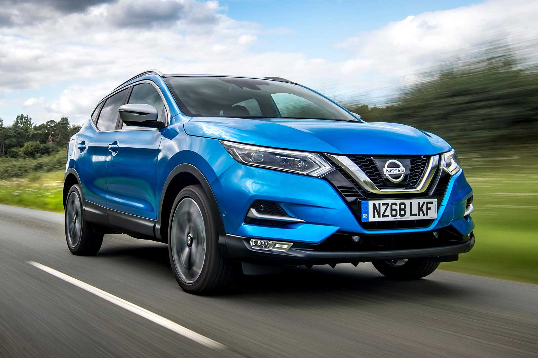 2018 nissan qashqai 1 5 dci gets new clean diesel tech. Black Bedroom Furniture Sets. Home Design Ideas