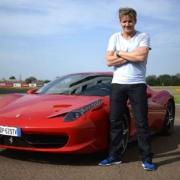 Gordon Ramsay and Ferrari