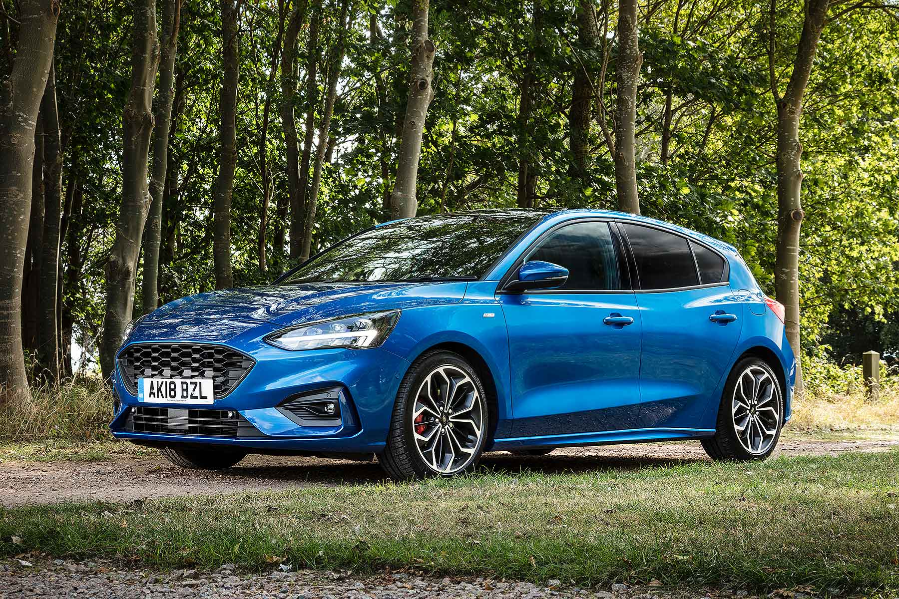 ford focus st line 1 5 ecoblue 120 2018 review motoring research. Black Bedroom Furniture Sets. Home Design Ideas