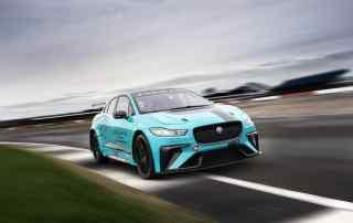 Jaguar I-Pace eTrophy Calendar announced
