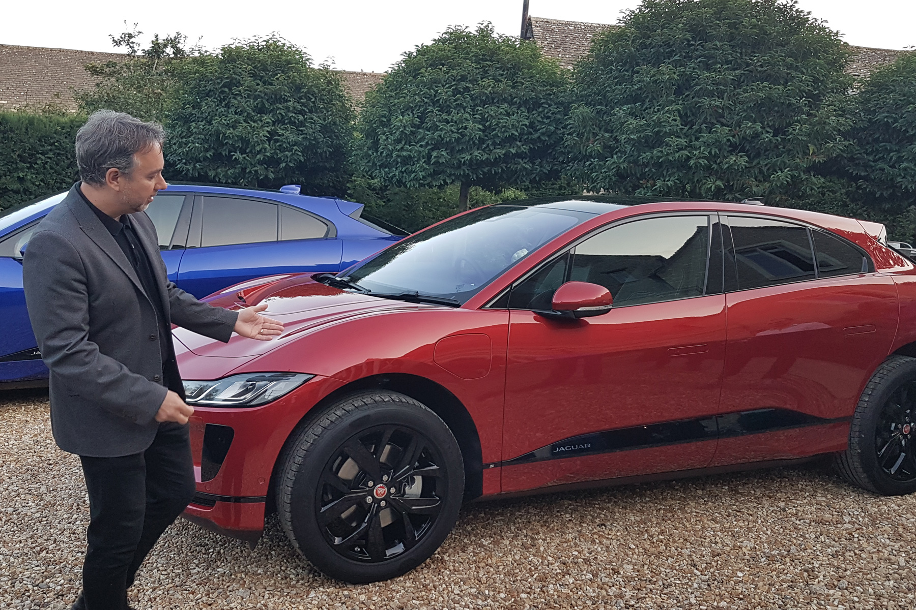 Jaguar I-Pace UK review