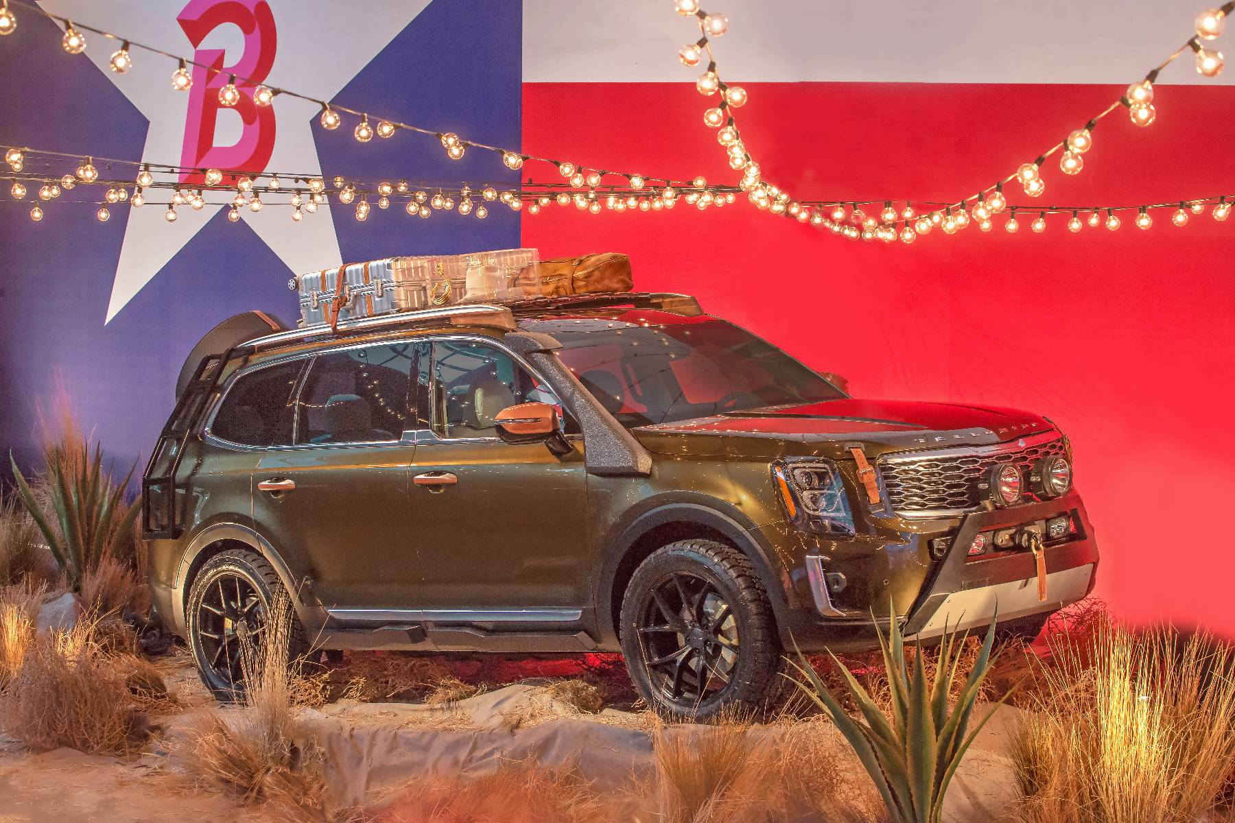Opinion The Super Sized Kia Telluride Suv Has A Place In