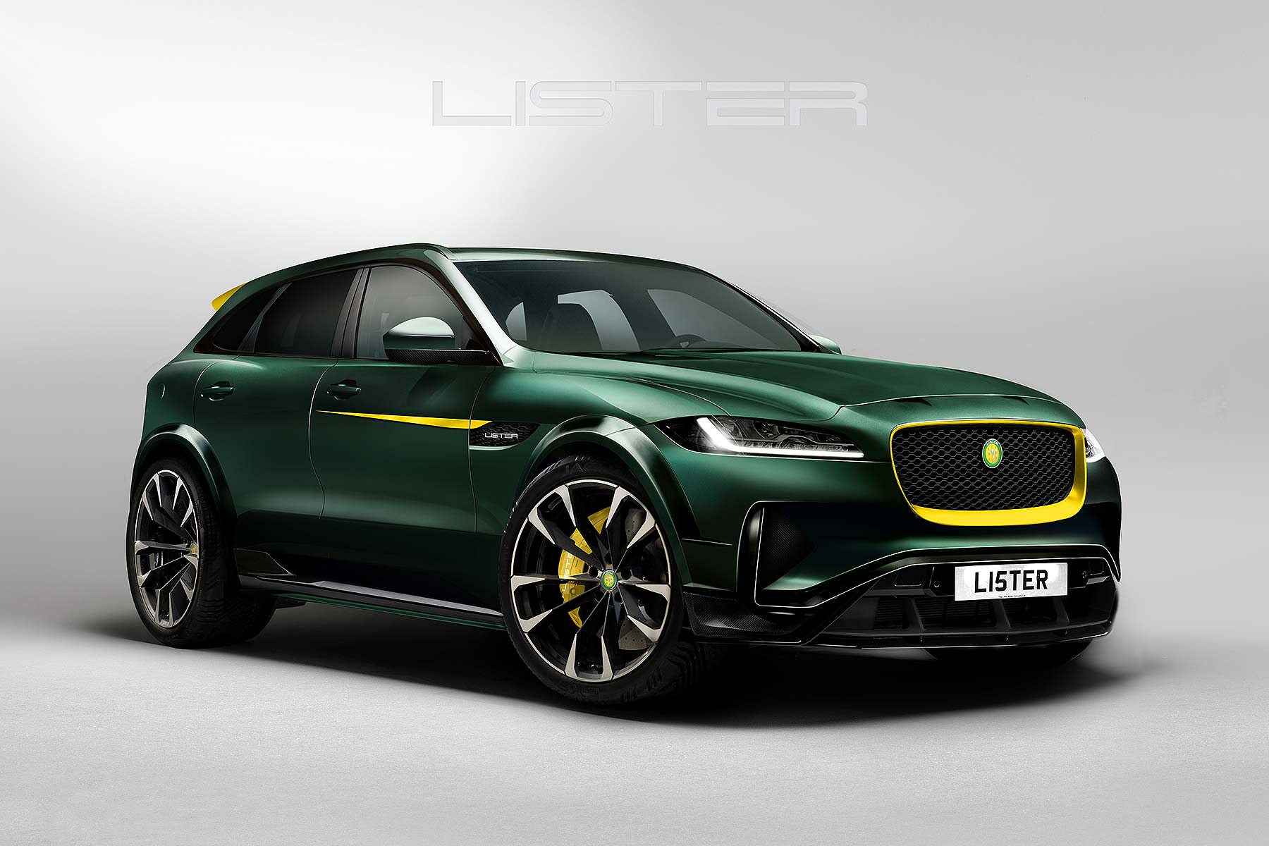 the world 39 s fastest suv will be a 200 mph lister motoring research. Black Bedroom Furniture Sets. Home Design Ideas
