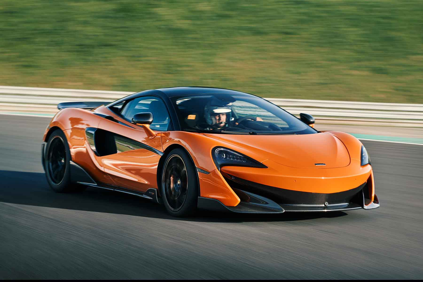 mclaren 600lt review flat out in the best driver s car of 2018. Black Bedroom Furniture Sets. Home Design Ideas