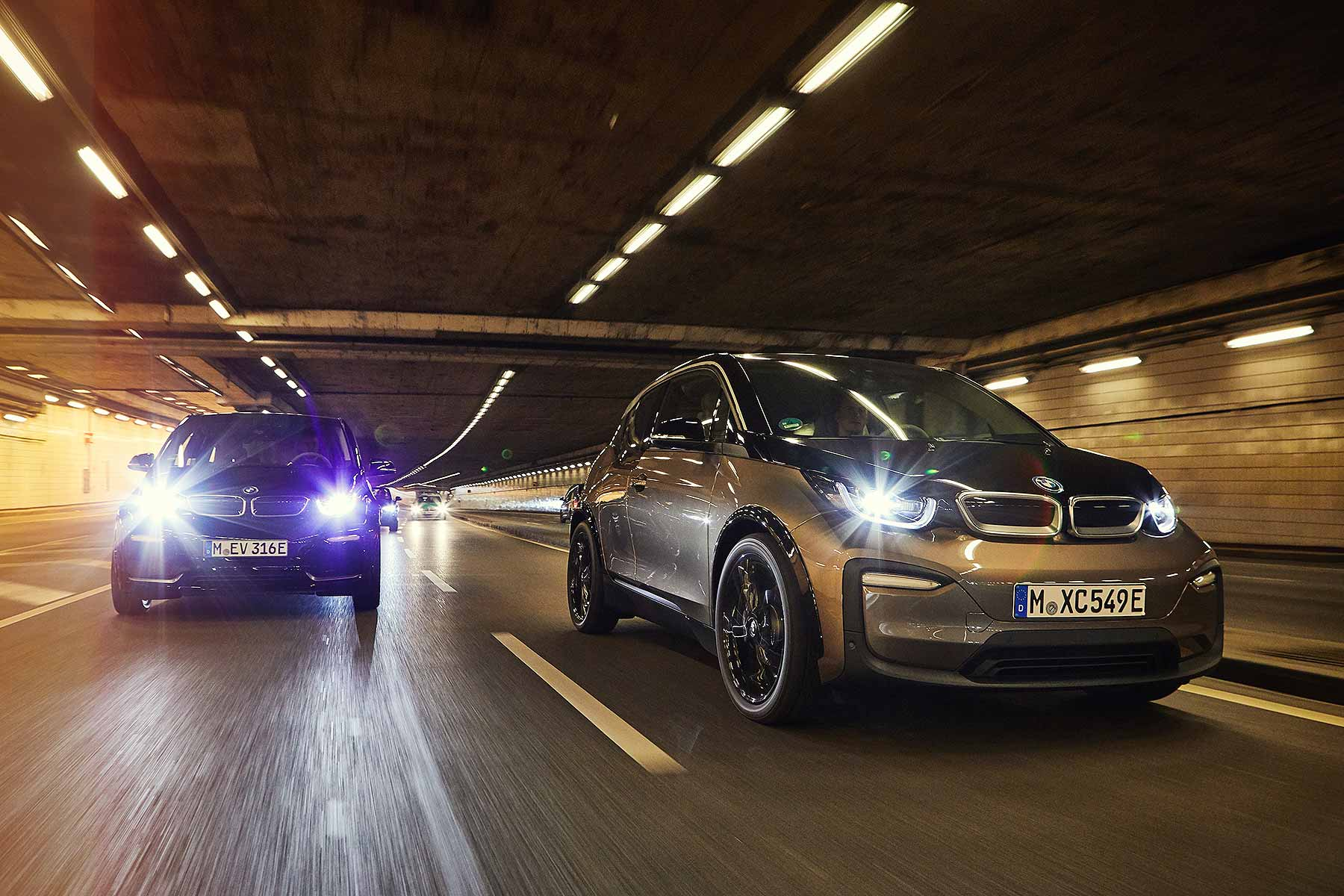 2019 Bmw I3 Electric Car Gets A Battery Boost And A Longer Range
