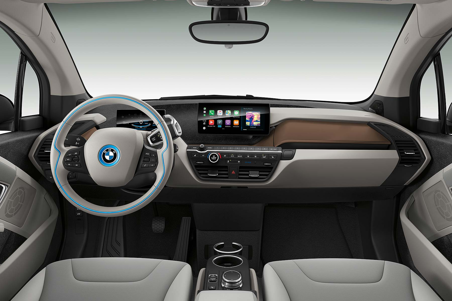 2019 bmw i3 electric car gets a battery boost and a longer range motoring research. Black Bedroom Furniture Sets. Home Design Ideas