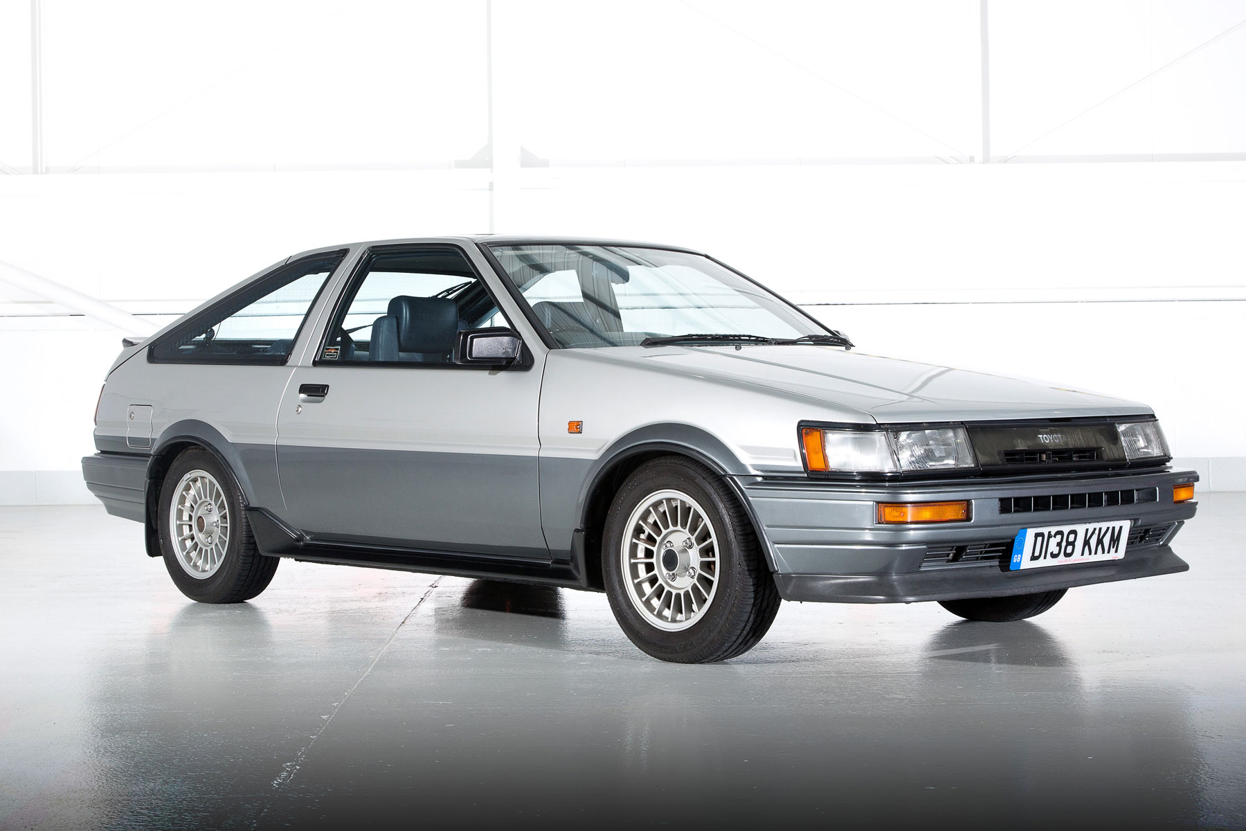 Toyota Corolla GT Coupe AE 86