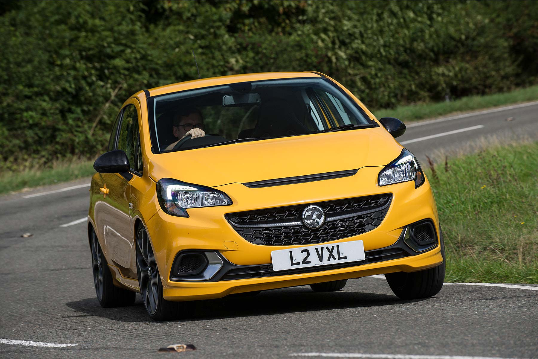 2018 vauxhall corsa gsi surprise package but surprise price motoring research. Black Bedroom Furniture Sets. Home Design Ideas