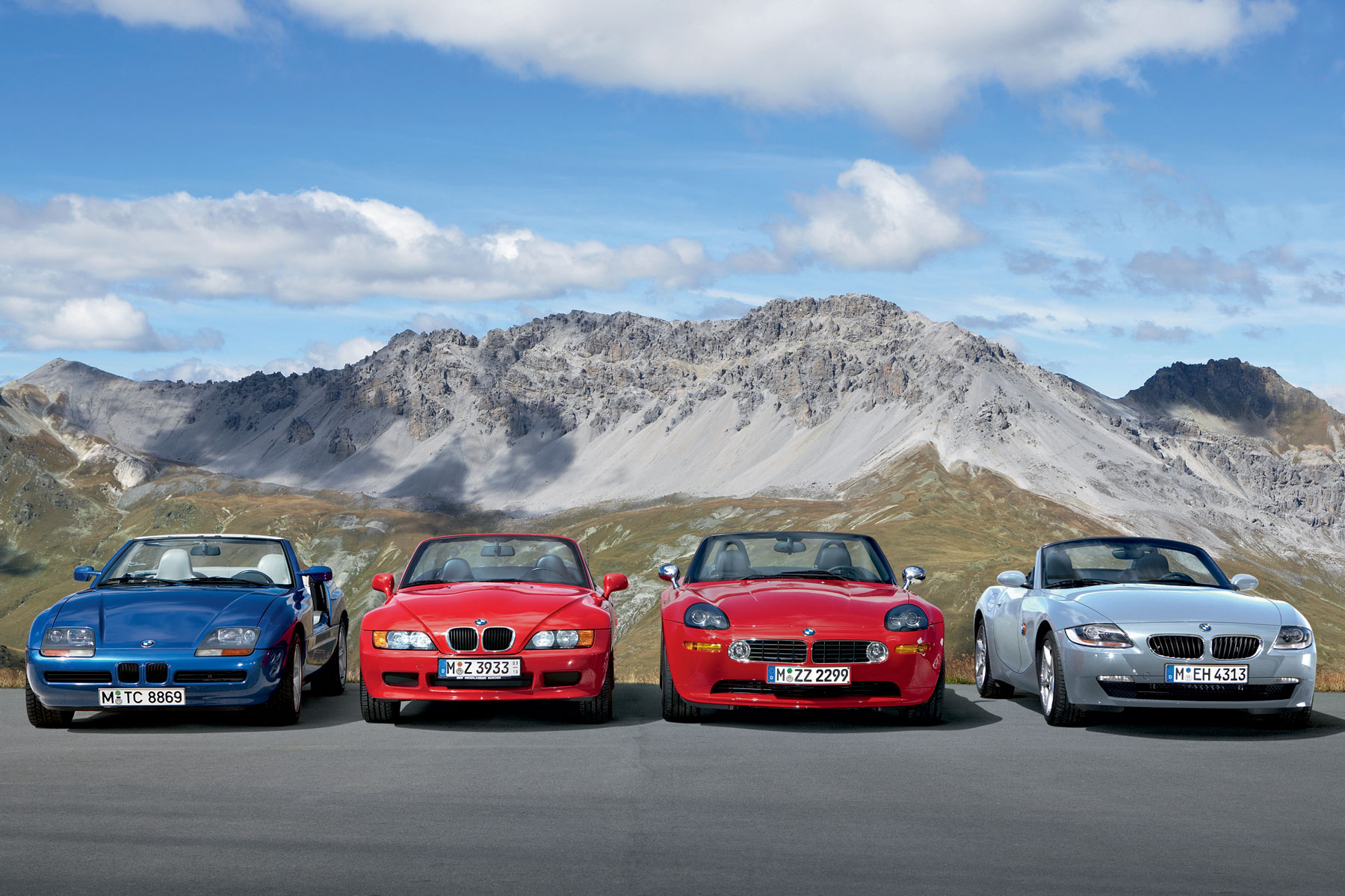 History Of The Bmw Z Cars