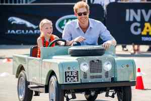 A British or American car for the royal baby?