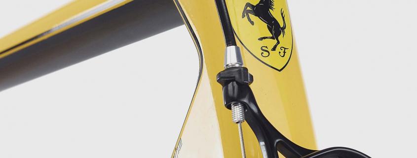 Bianchi for Scuderia Ferrari SF01