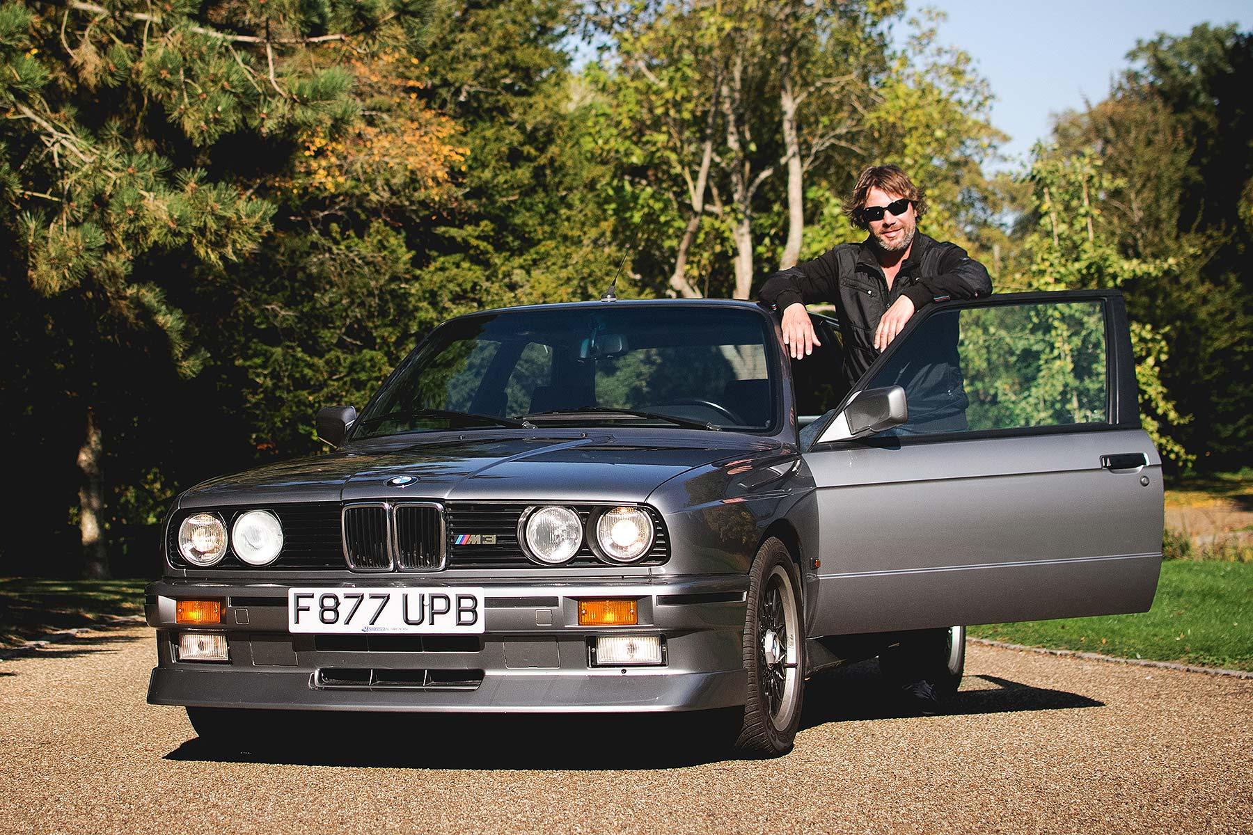 1989 BMW E30 M3 Johnny Cecotto Ltd Edition