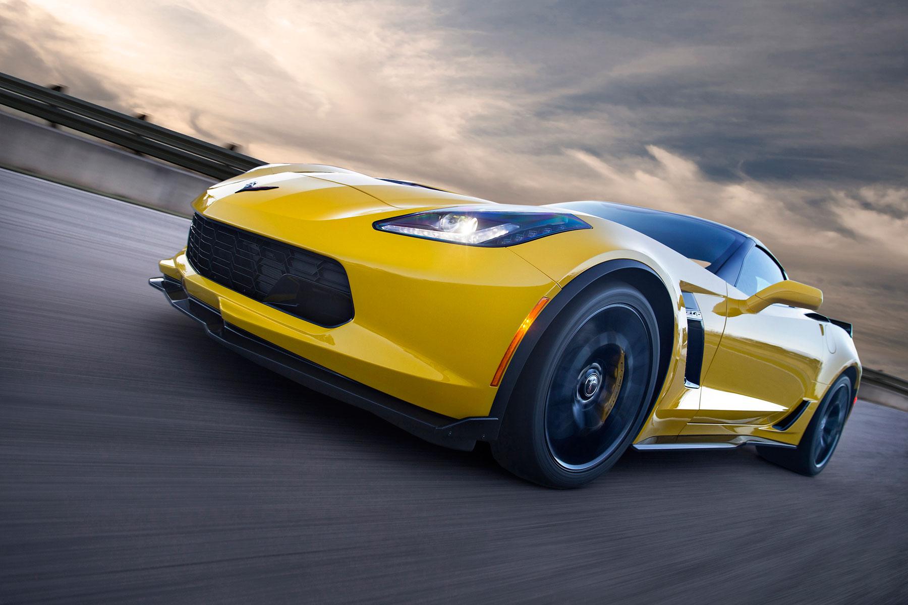 Chevrolet Corvette Z06 – 2.95 seconds (0-60mph)