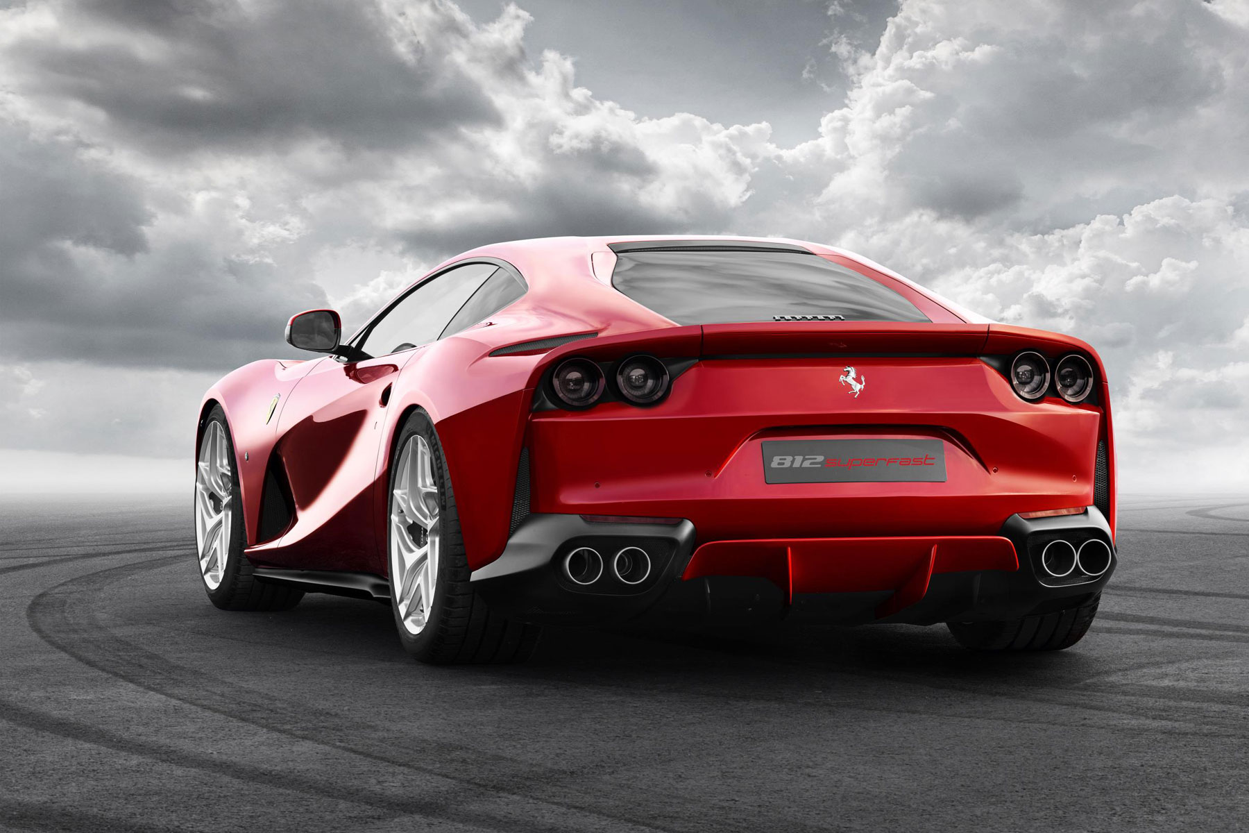 Ferrari 812 Superfast – 2.9 seconds