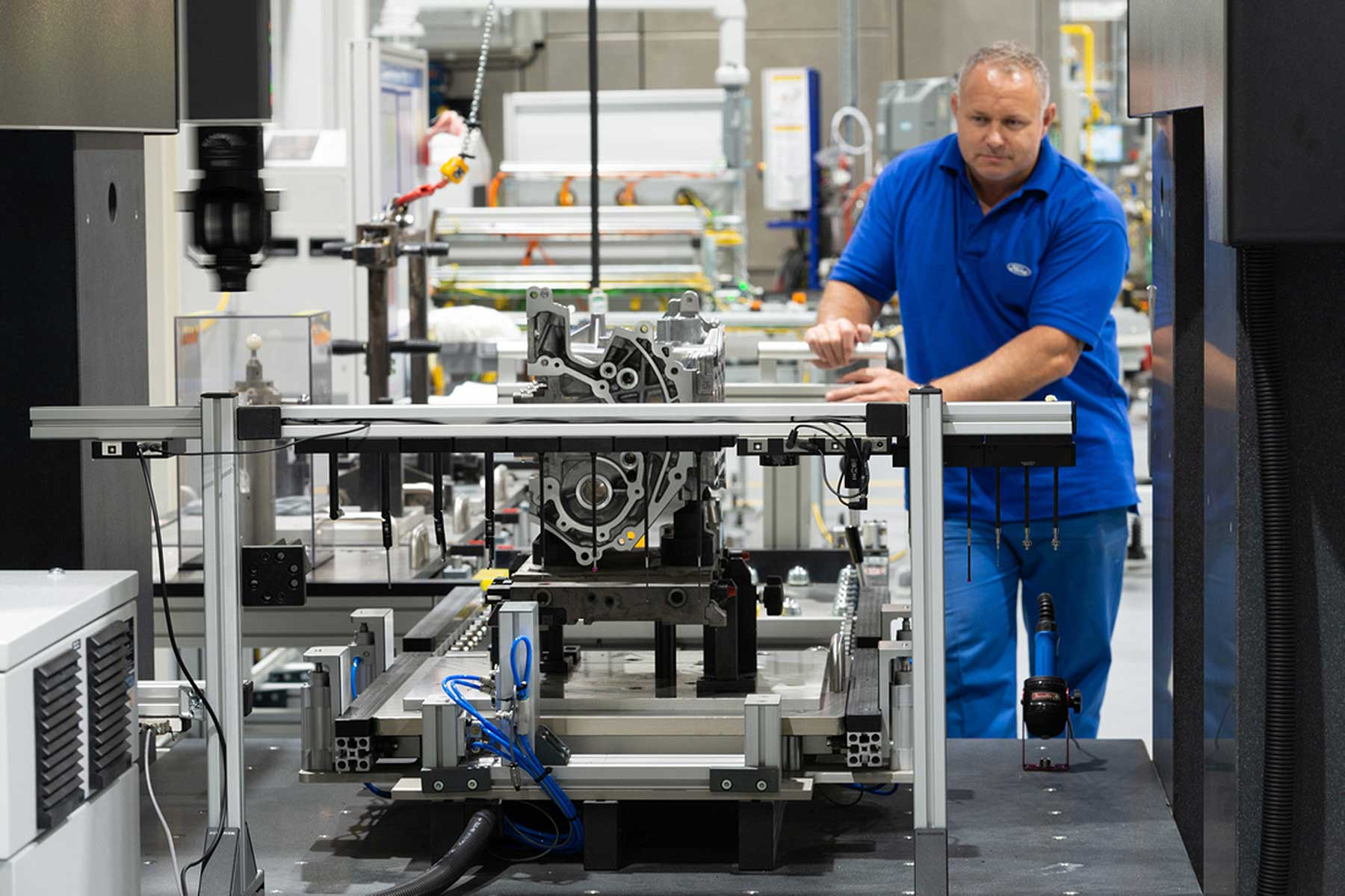 Ford Begins Building New Fiesta St Engine In Wales Motoring Research