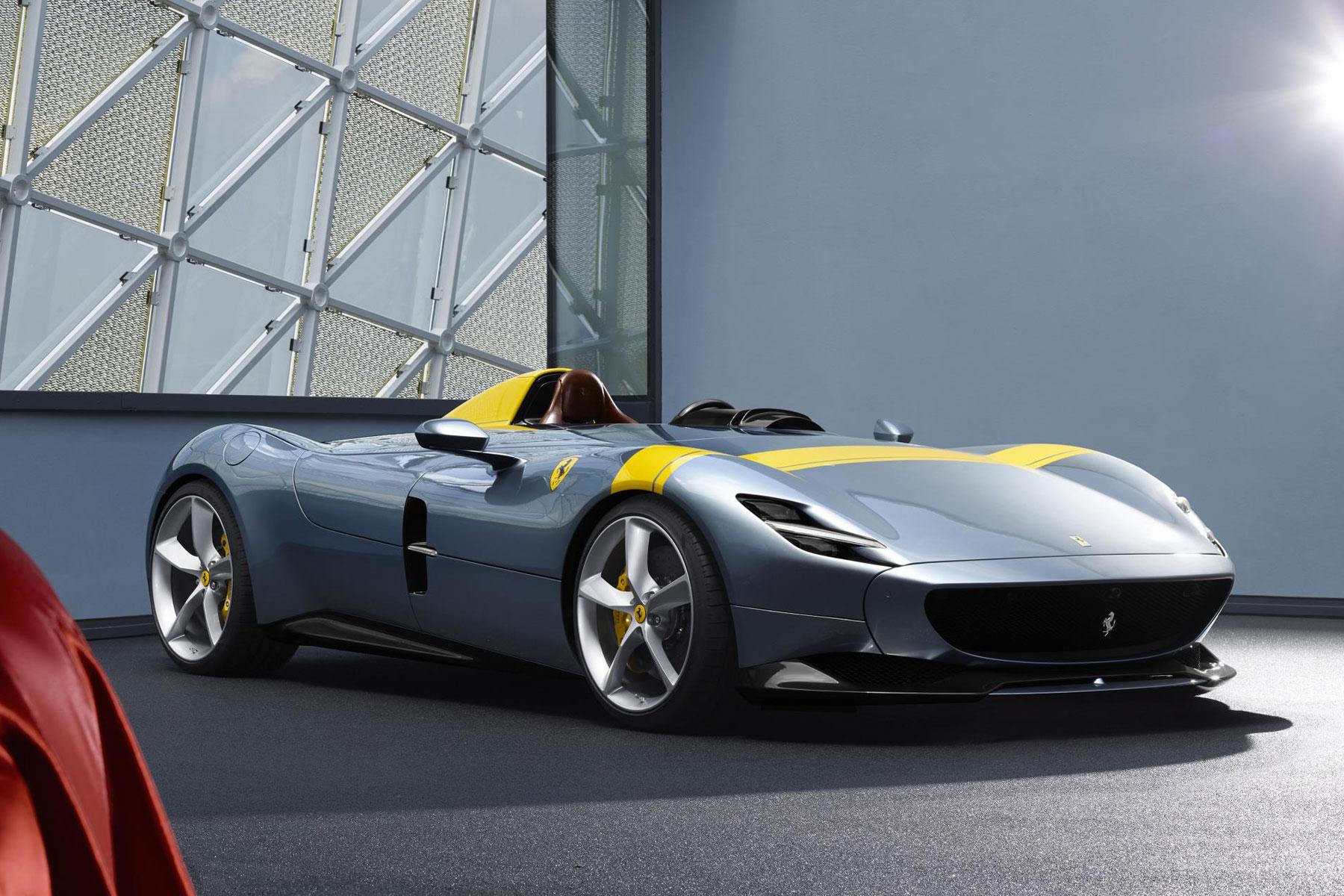 Ferrari Monza SP1/SP2 – 2.9 seconds