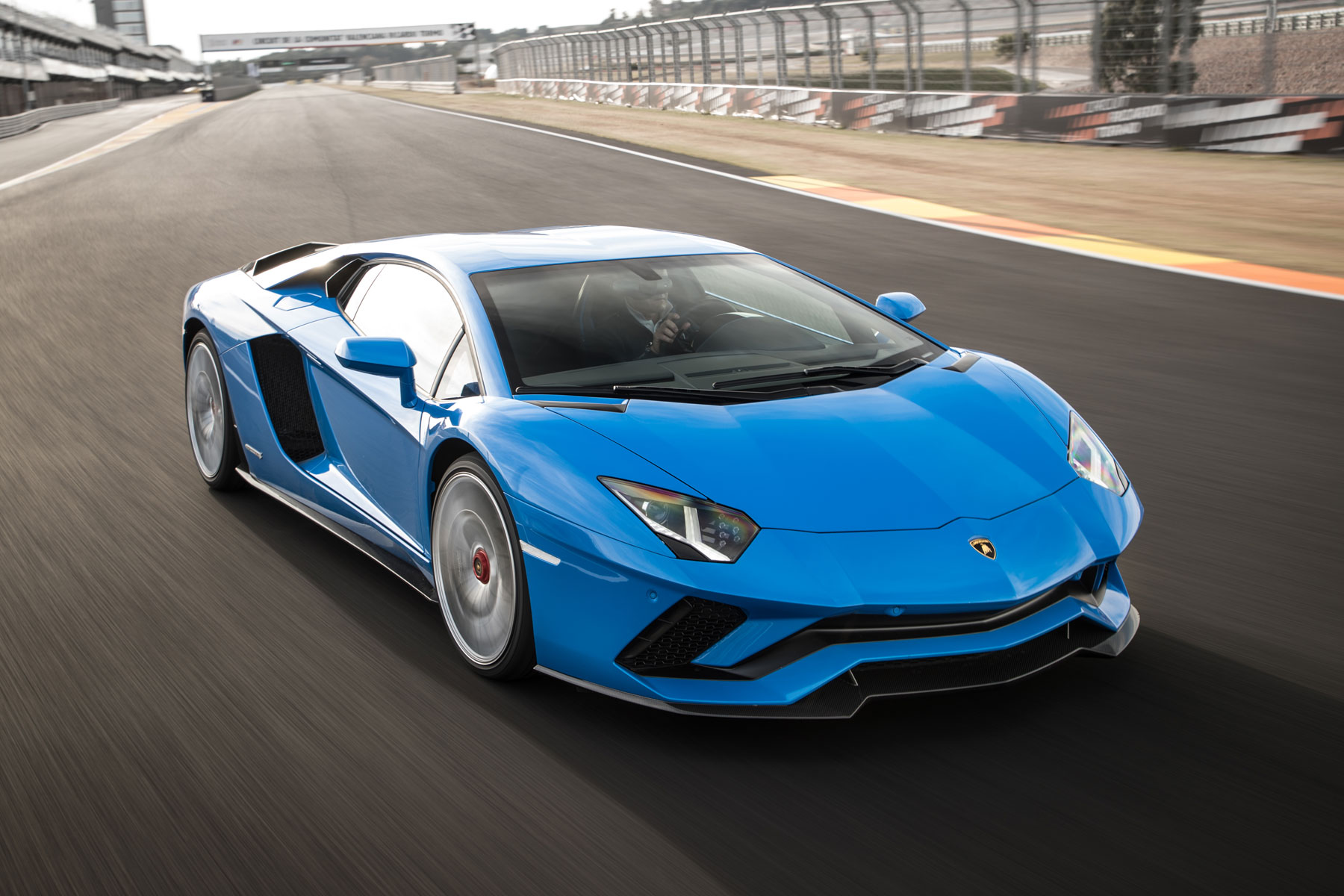 Lamborghini Aventador S Coupe – 2.9 seconds