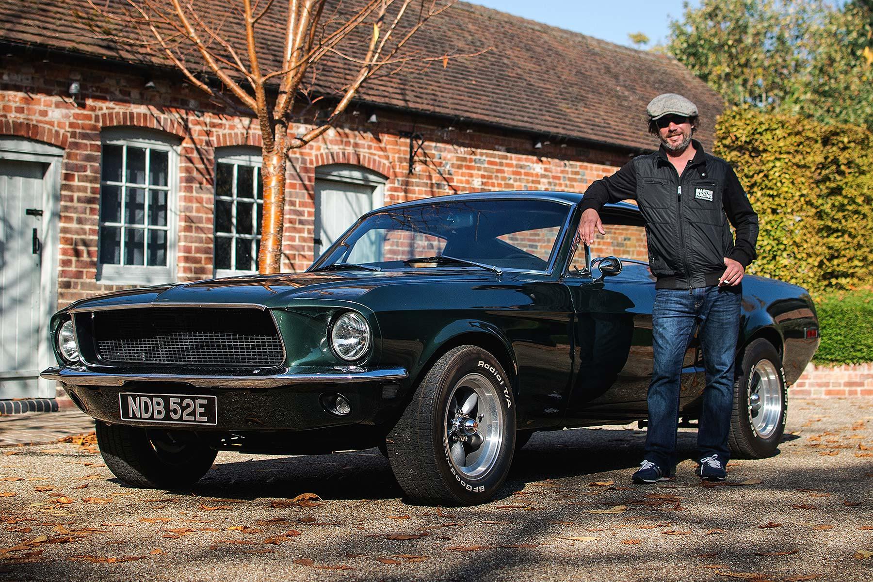 1967 Ford Mustang 390GT Fastback Bullitt
